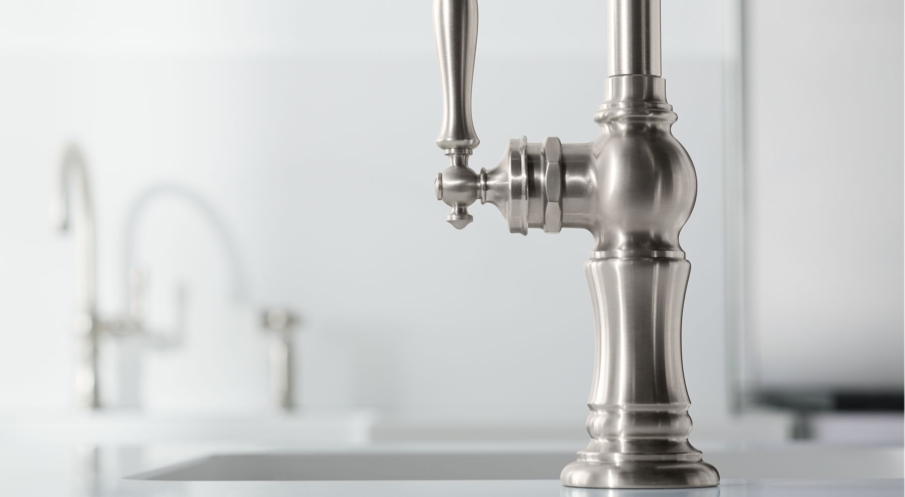 Kitchen Faucet Finishes Guide | Kitchen | KOHLER