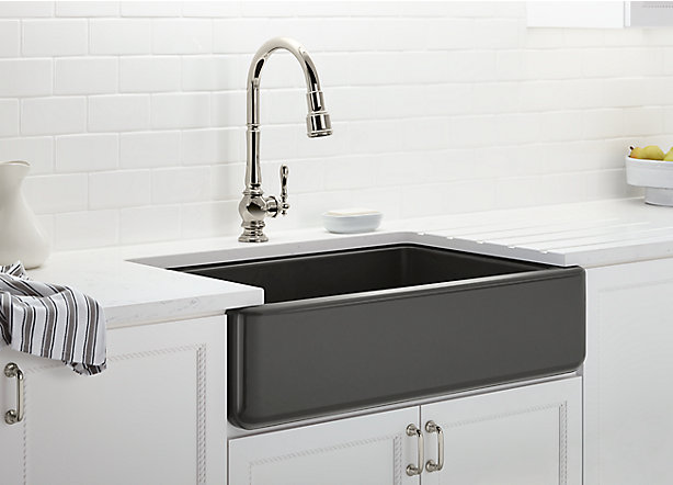KOHLER® Enameled Cast Iron