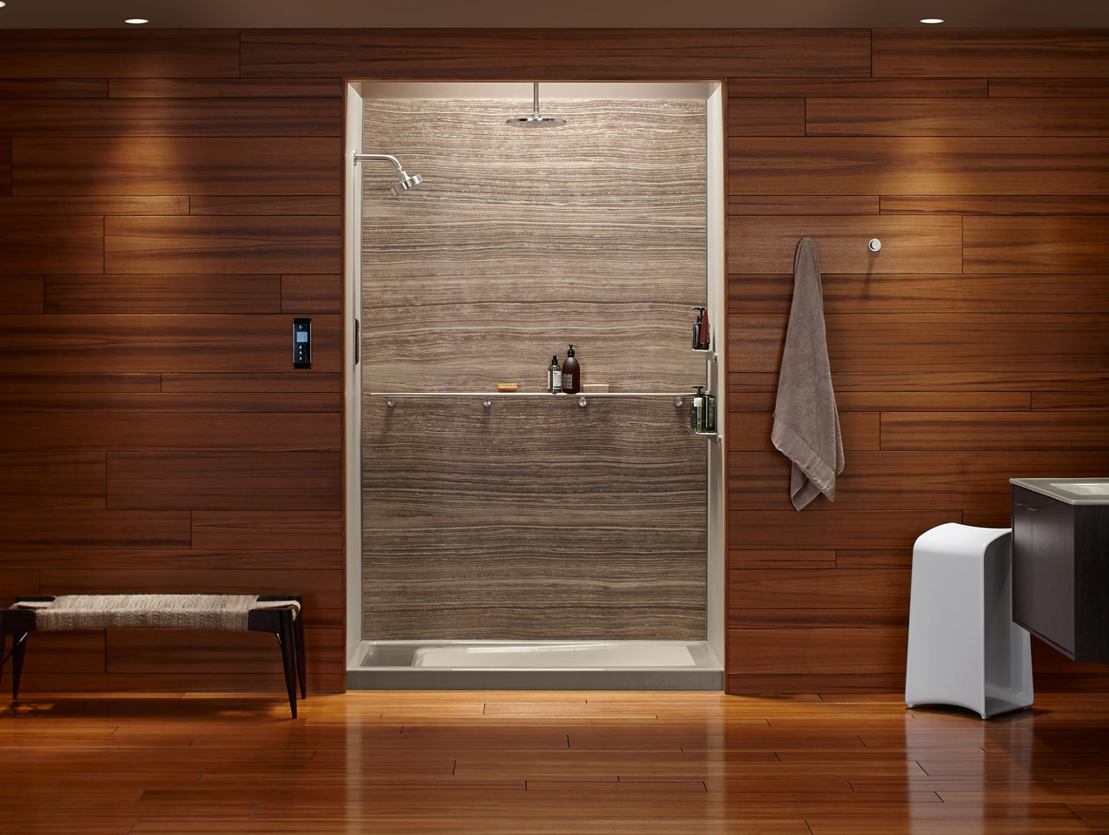 Shower Walls | Bathroom | KOHLER