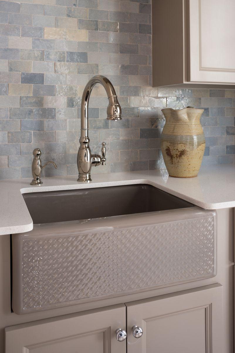 Vitreous China u0026 Fireclay Kitchen Sinks & Vitreous China u0026 Fireclay Kitchen Sinks | Kitchen | KOHLER