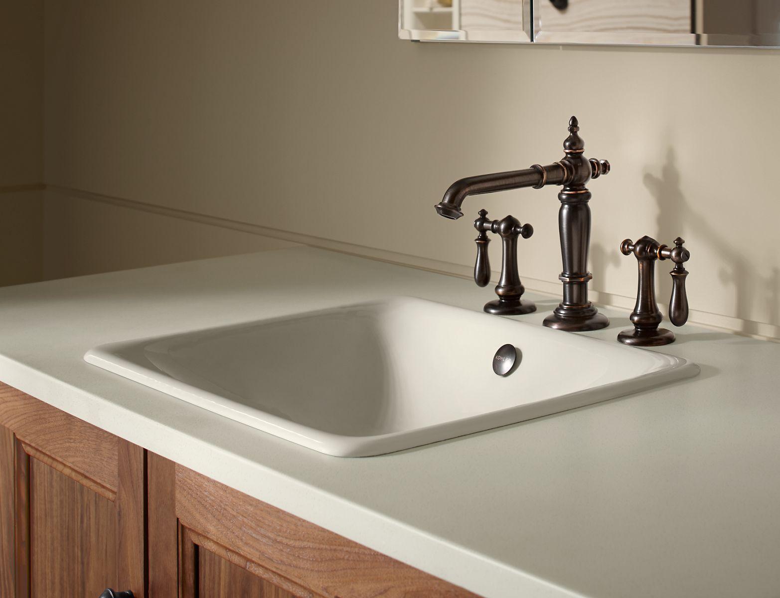 Bathroom Sinks Undermount Pedestal Amp More Kohler
