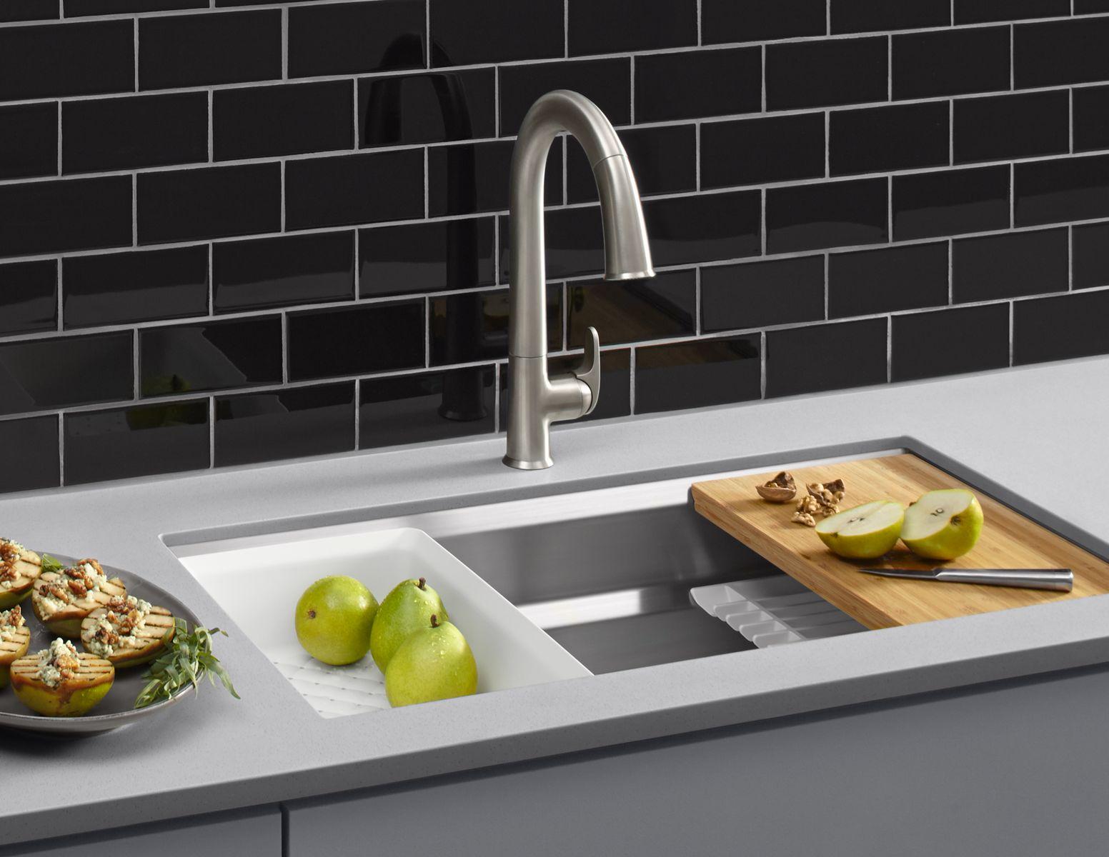 Kitchen Sink And Faucet Ideas Kohler Latin America Kohler