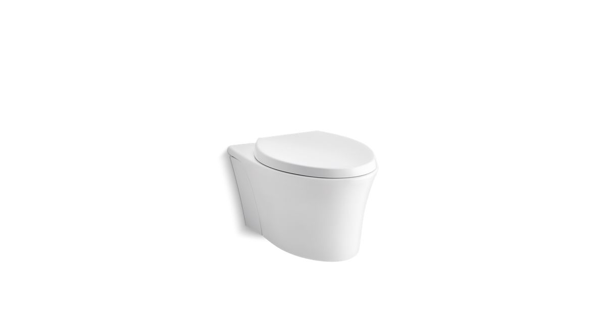 K 6299 Veil Wall Hung Toilet Bowl