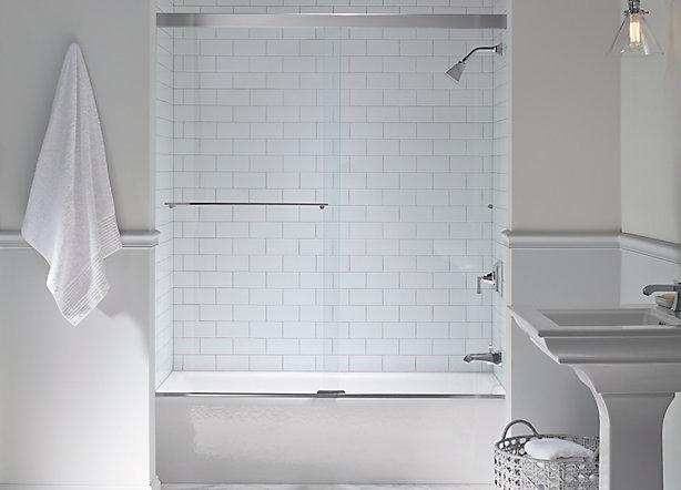 Shower Doors CleanCoat® Glass Treatment