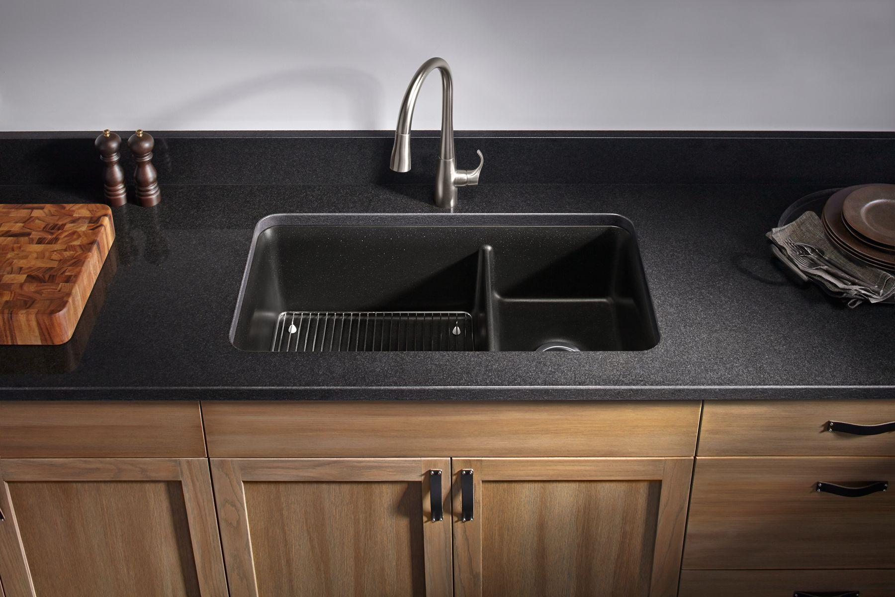 Wunderbar Neoroc™ Kitchen Sinks