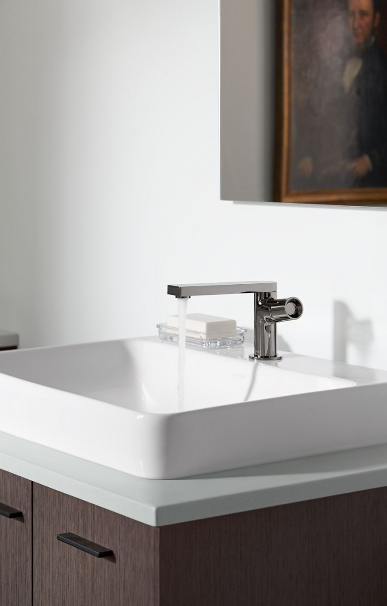 Sink faucets in the bathroom: device, types, choice of popular models 92