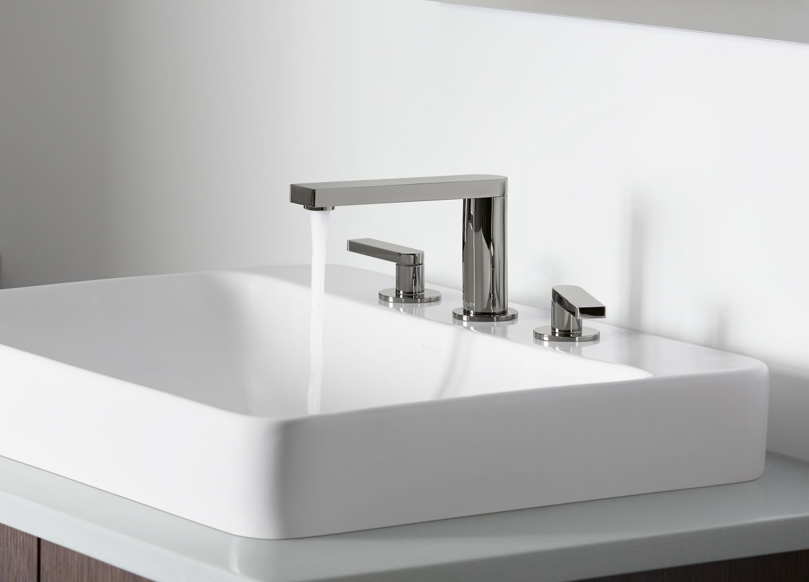 widespread faucets - Bathroom Accessories Kohler