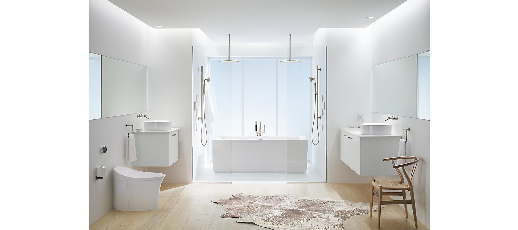 Bathroom Designs Kohler kohler | toilets, showers, sinks, faucets and more for bathroom