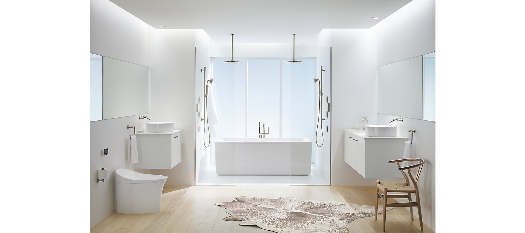kohler | toilets, showers, sinks, faucets and more for bathroom, Badezimmer ideen