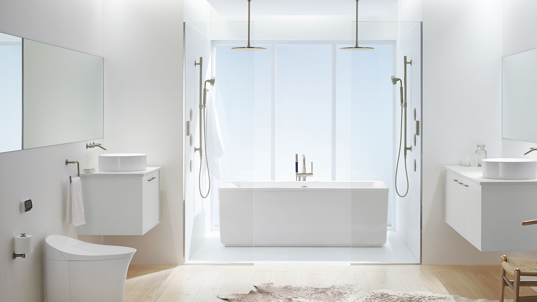 M And S Bathroom Accessories Kohler Toilets Showers Sinks Faucets And More For Bathroom