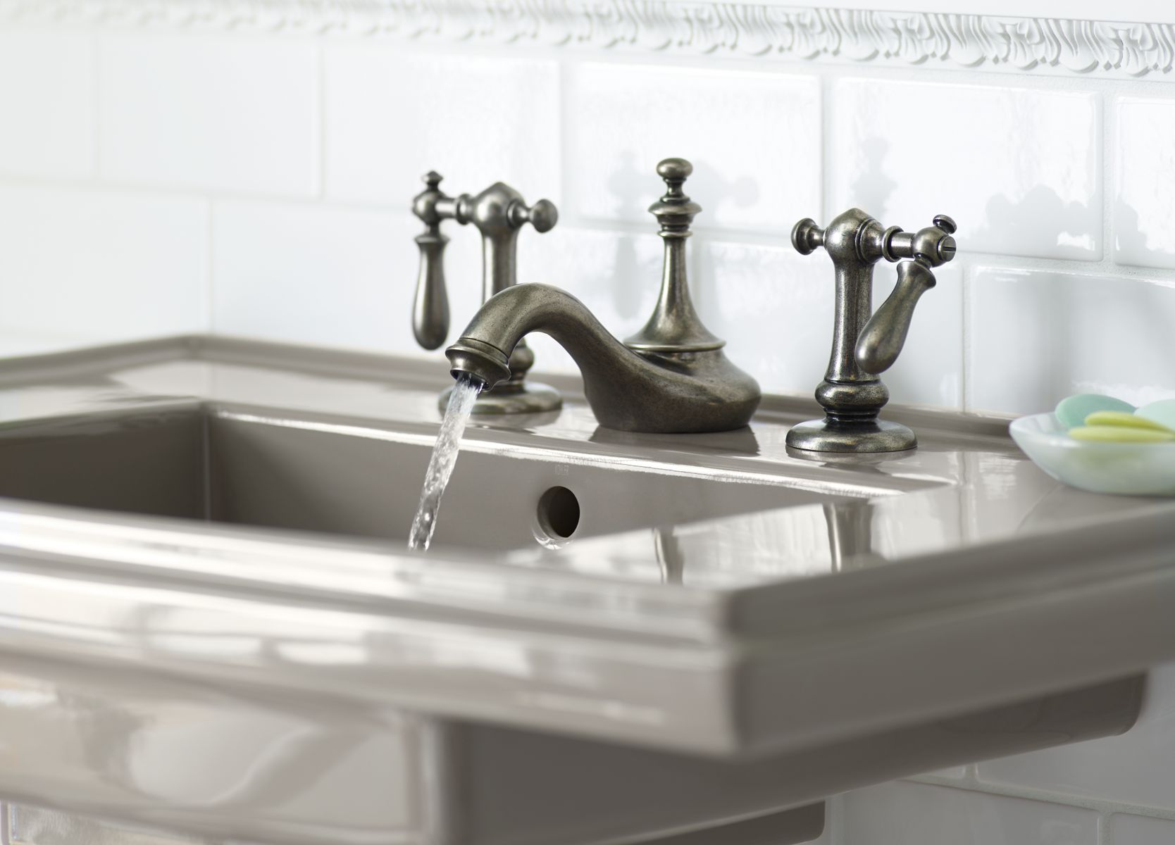 Bathroom Faucet Finishes