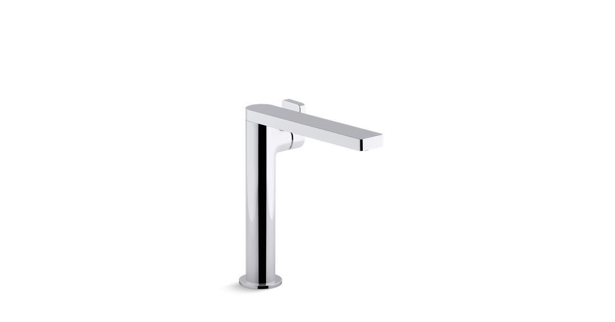 K-73168-4 | Composed Tall Single-Handle Bathroom Sink Faucet | KOHLER