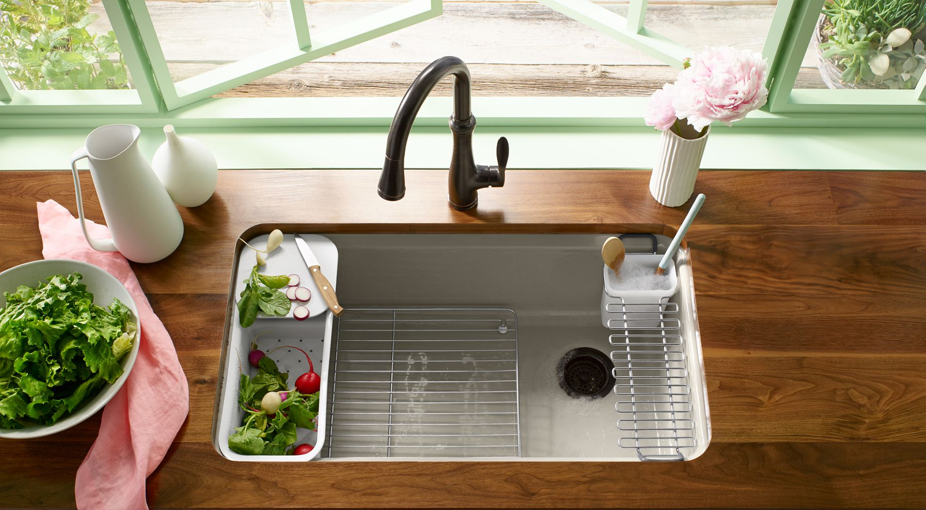 How to Shop Kitchen Sinks