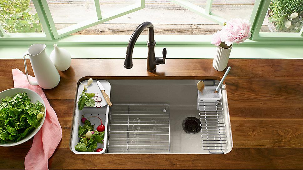 Kitchen Sinks Guide