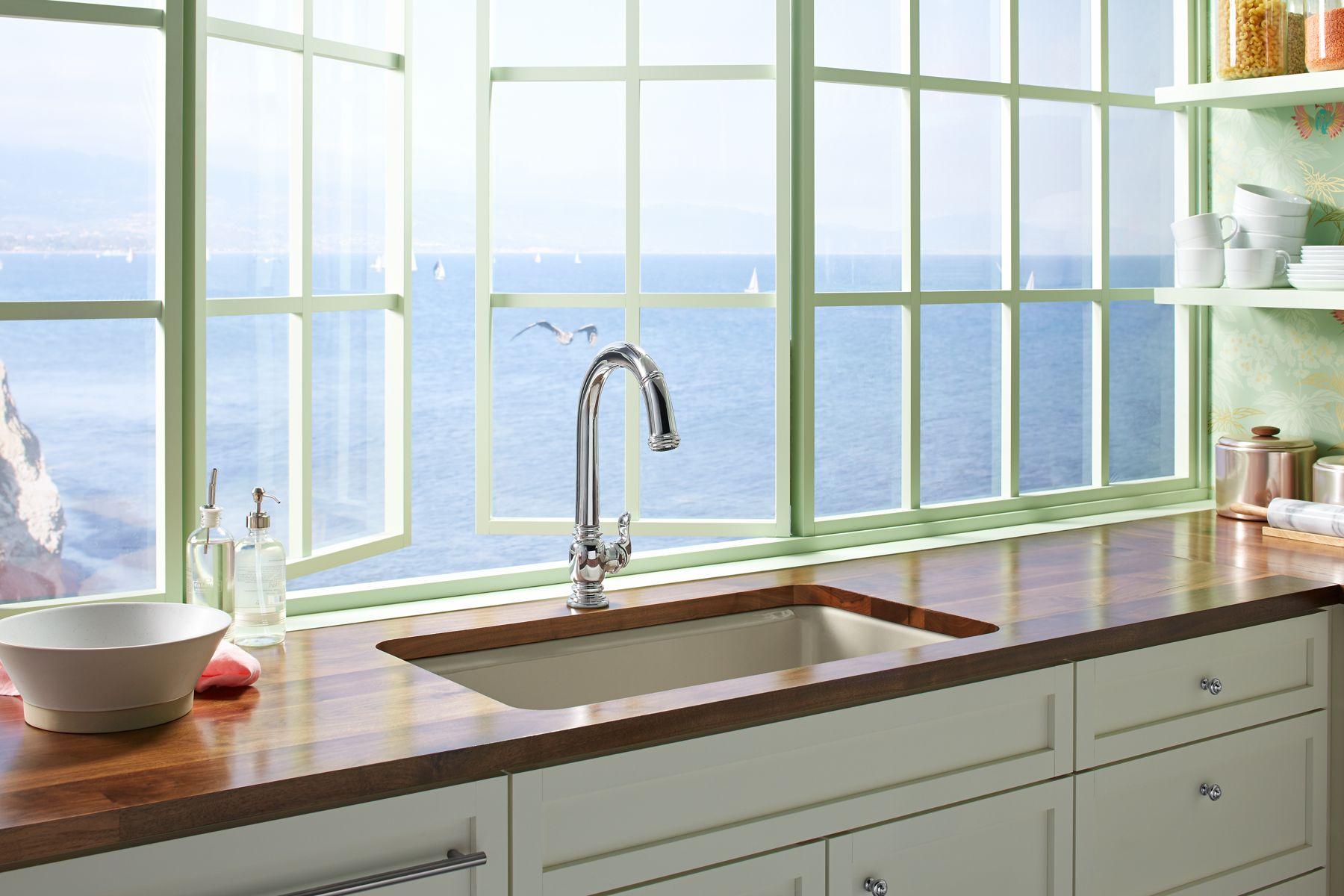 Genial Kitchen Sinks   Farmhouse, Stainless Steel U0026 More | KOHLER