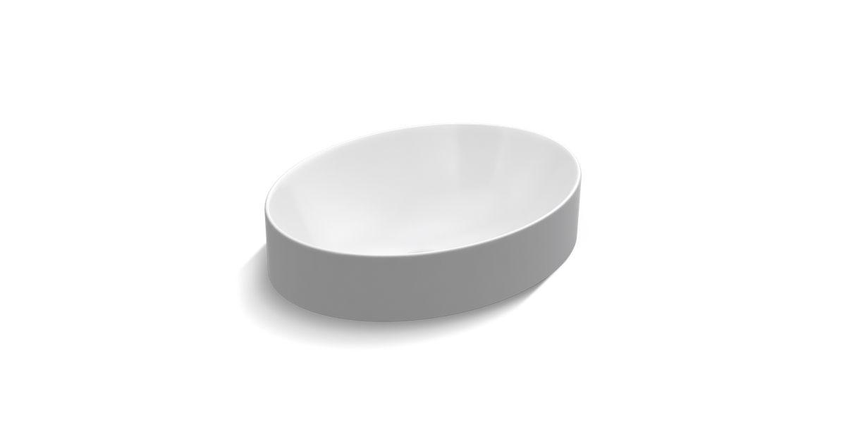 k 99183 vox oval vessel bathroom sink kohler. Black Bedroom Furniture Sets. Home Design Ideas