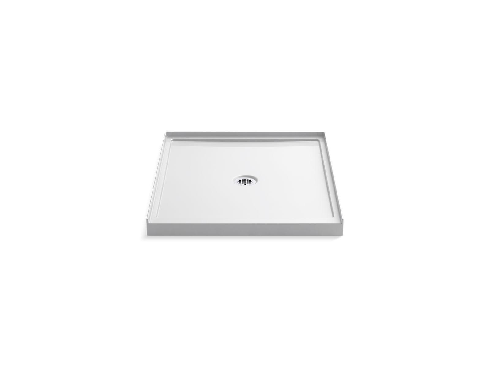 Genial K 8647 | Rely Shower Base, 36 X 42 Inch, Center Drain | KOHLER