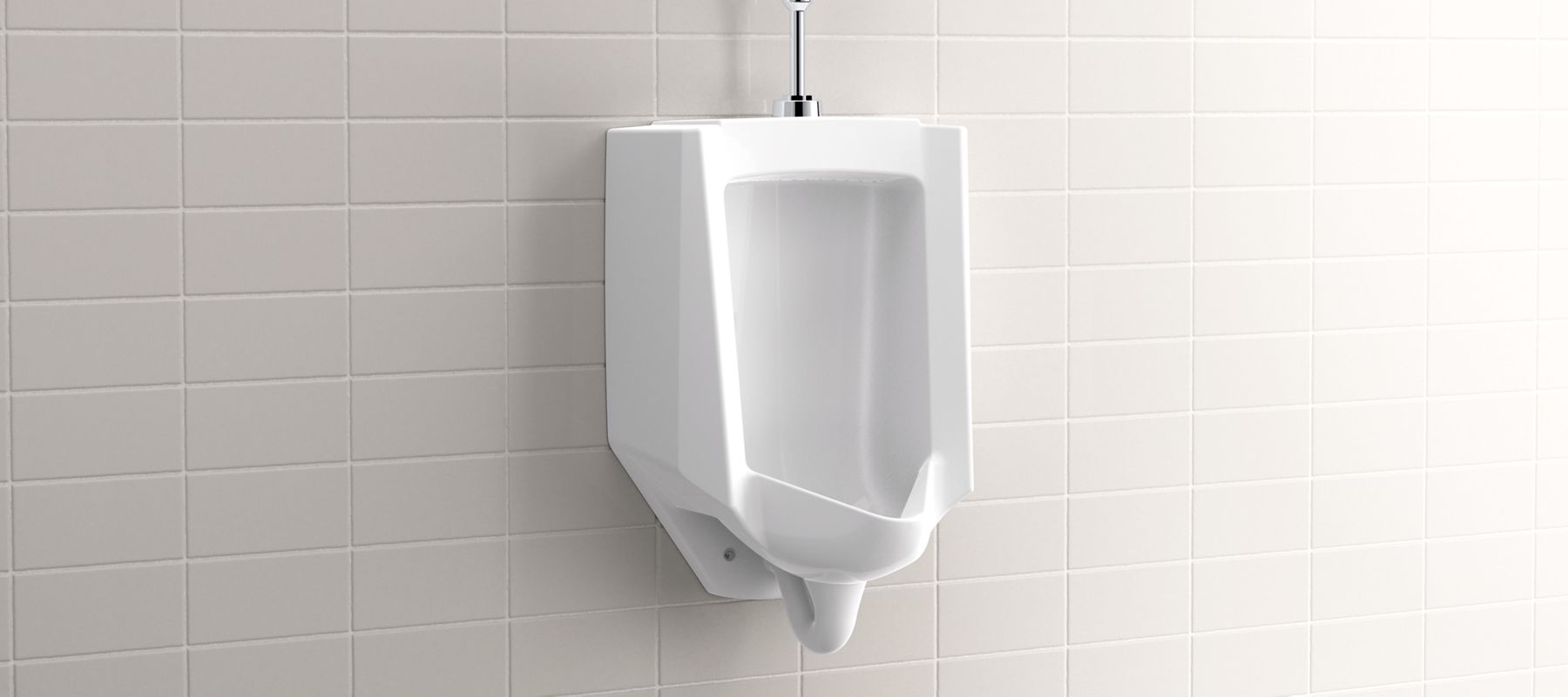 Standard Urinals Urinals Commercial Bathroom Bathroom KOHLER - Commercial grade bathroom fixtures