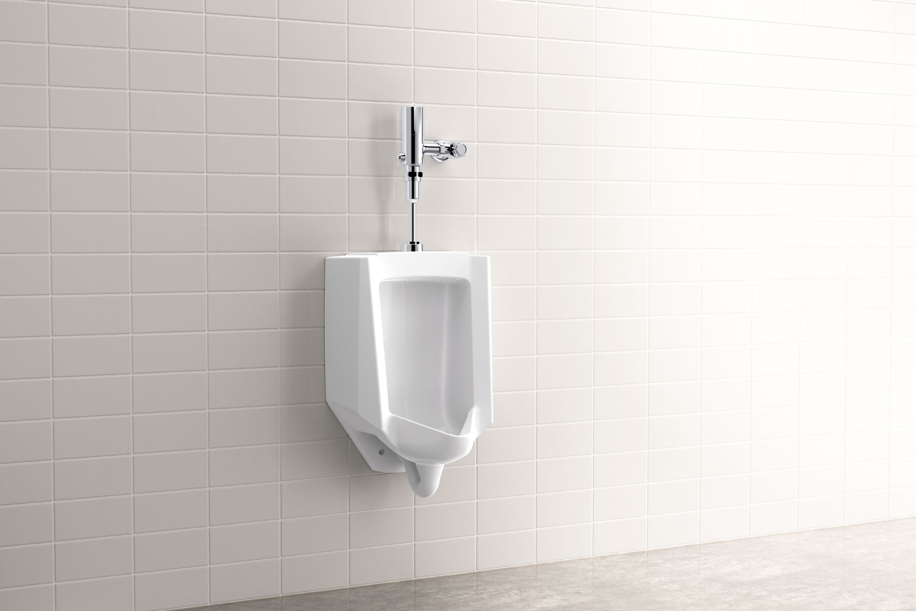 Commercial Urinals. Engineered To Endure And Offer Optimized Performance.