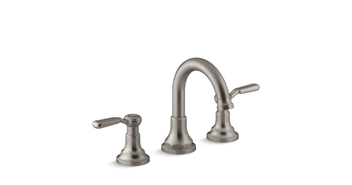 kohler roman tub faucet parts.  K R76257 4D Worth Widespread Bathroom Faucet KOHLER