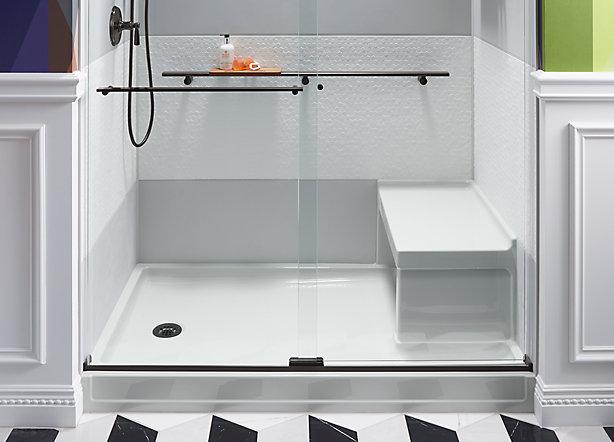 Shower Base Akrilik