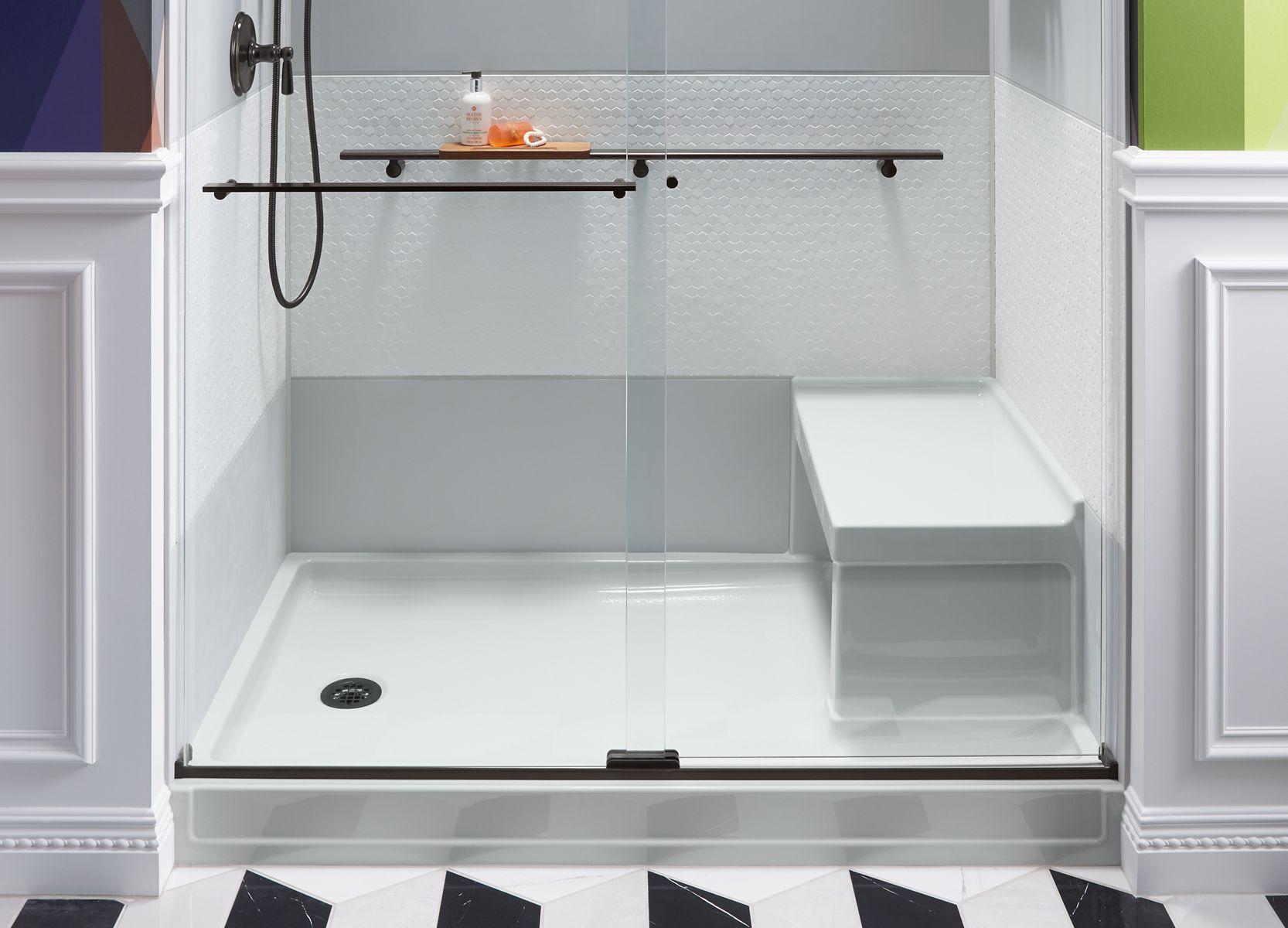 Acrylic Shower Bases