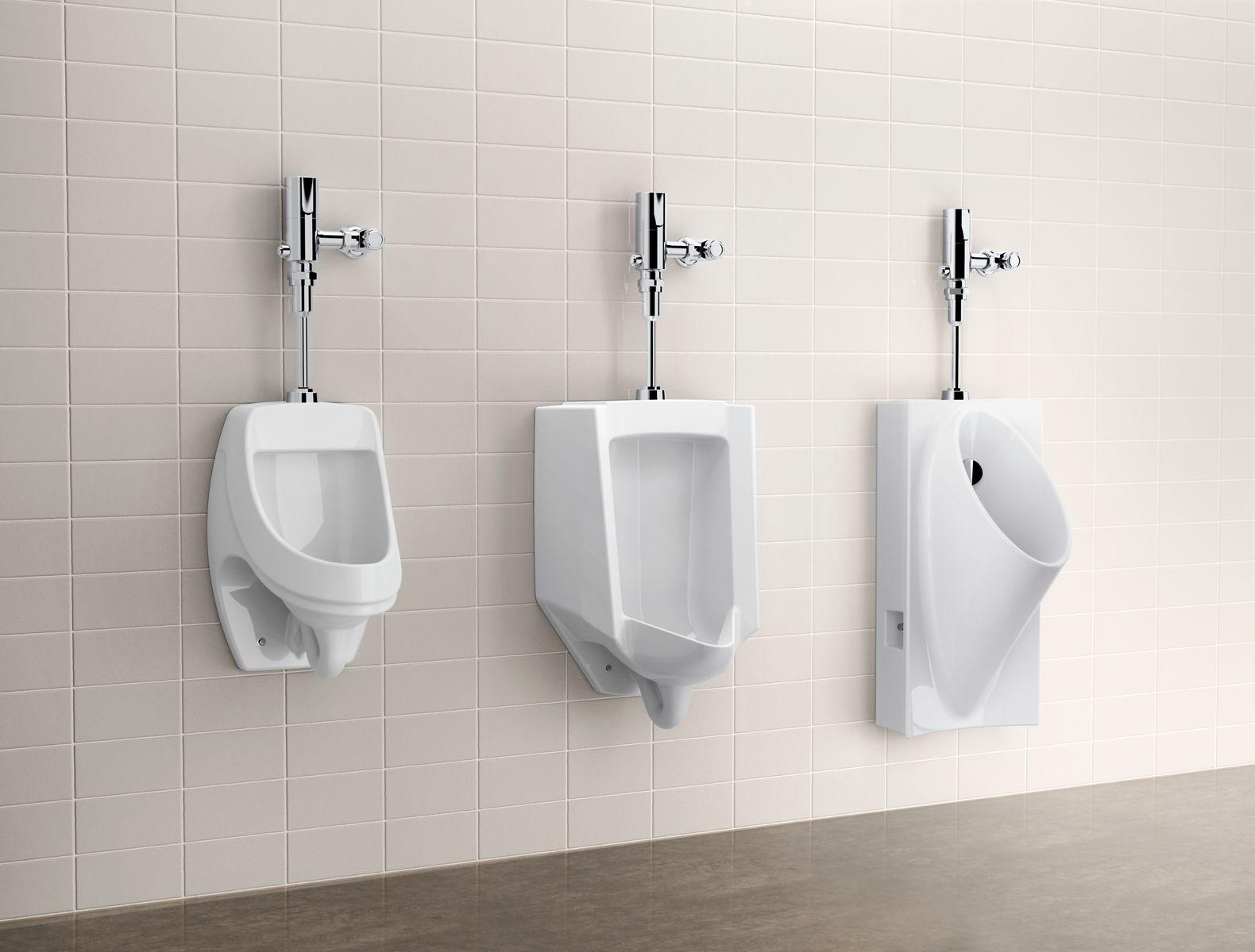 Genial Waterless Urinal
