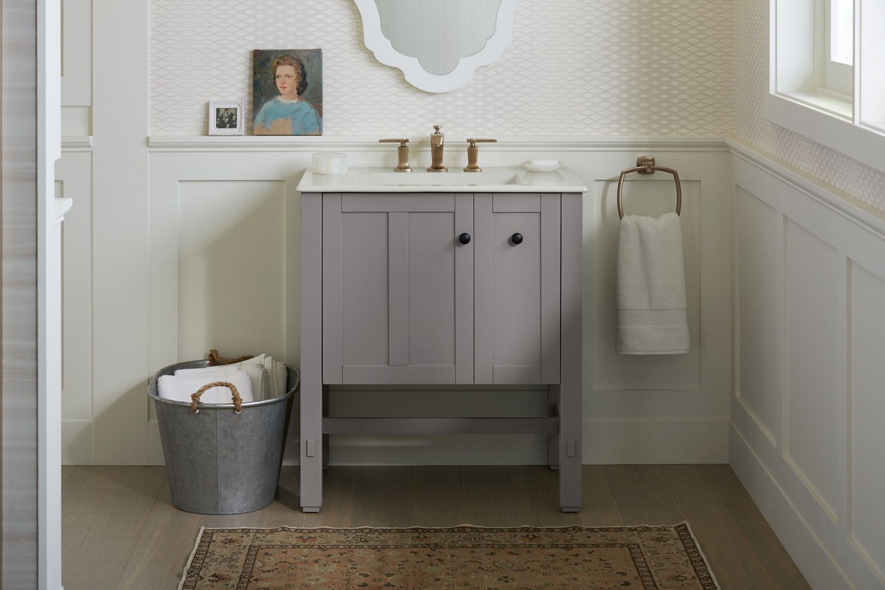 A Fresh Twist On Simple, Shaker Style Furniture Design, The Tresham  Collection Is Steeped In The Traditions Of Classic Americana While  Embracing A Modern ...