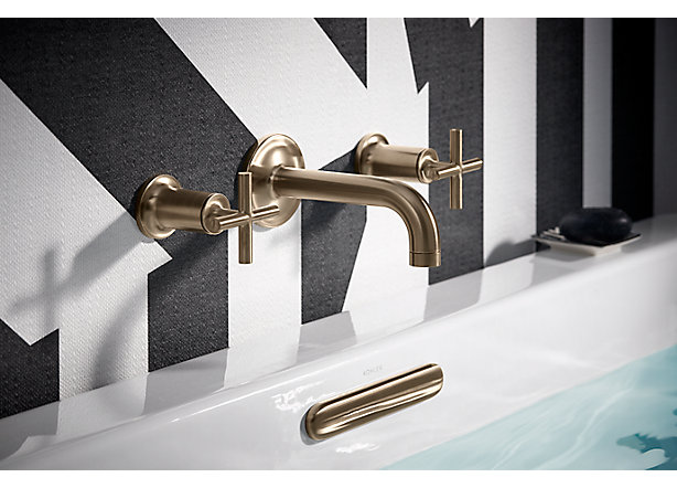 Installation Bathtub Faucets Guide Kohler