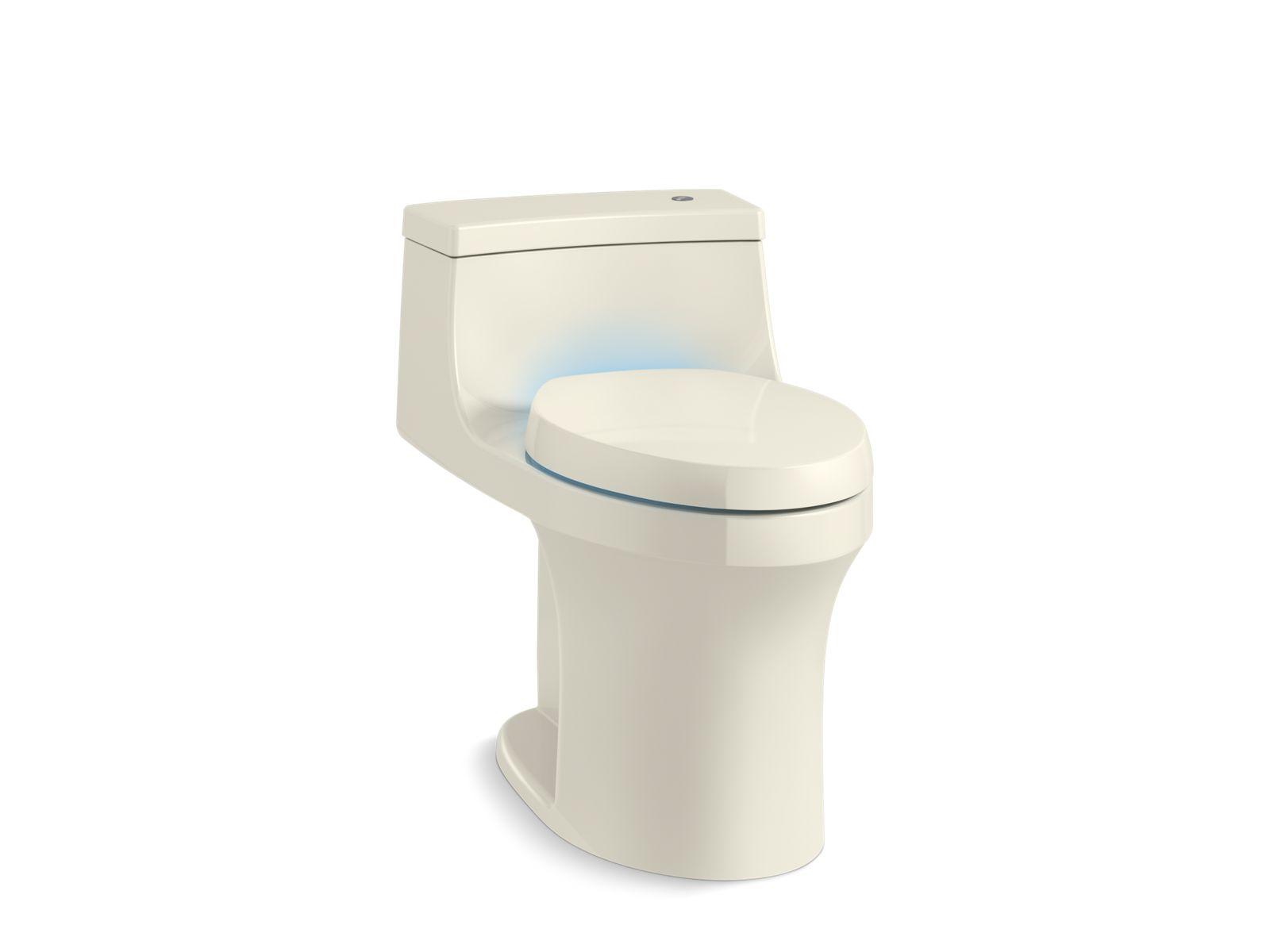 K-8687 | San Souci Touchless with Purefresh Toilet, 1.28 GPF | KOHLER