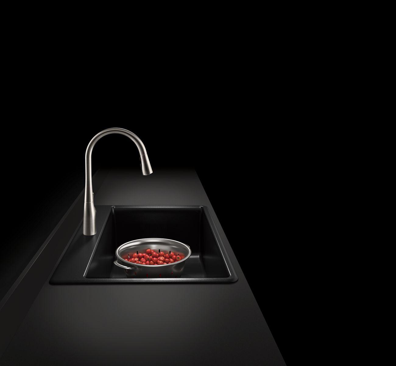 New Kennon Sinks from KOHLER Offer Modern Look with Neoroc\'s ...
