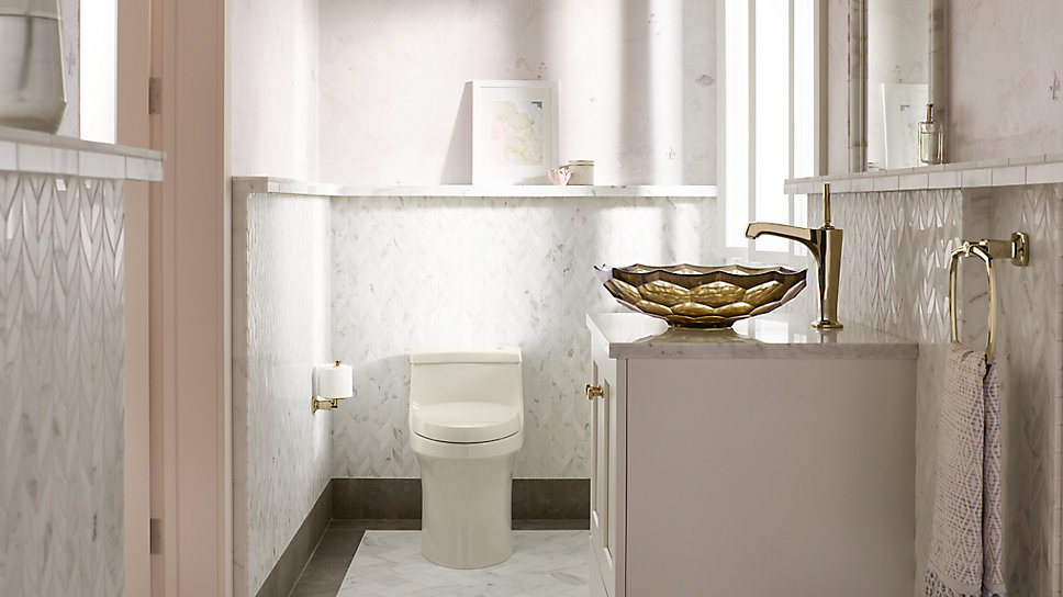 KOHLER Toilets Showers Sinks Faucets And More For Bathroom - Bathroom plumbing fixtures discount