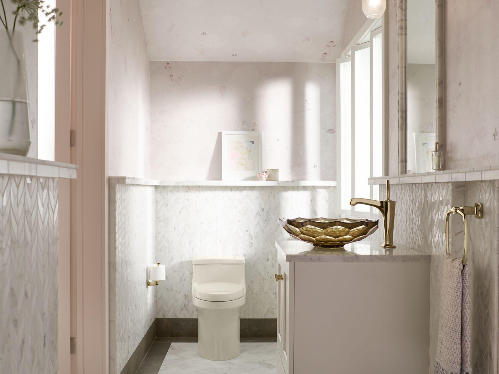 Margaux® Tall Single Hole Bathroom ...