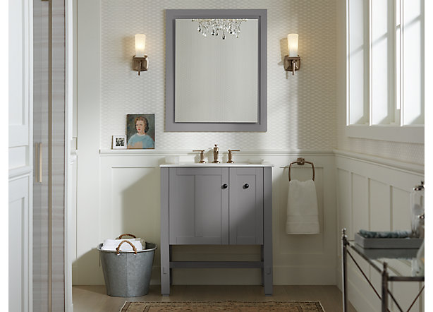 Bathroom Vanity Mirrors Models And Buying Tips: Medicine Cabinets & Mirrors Guide