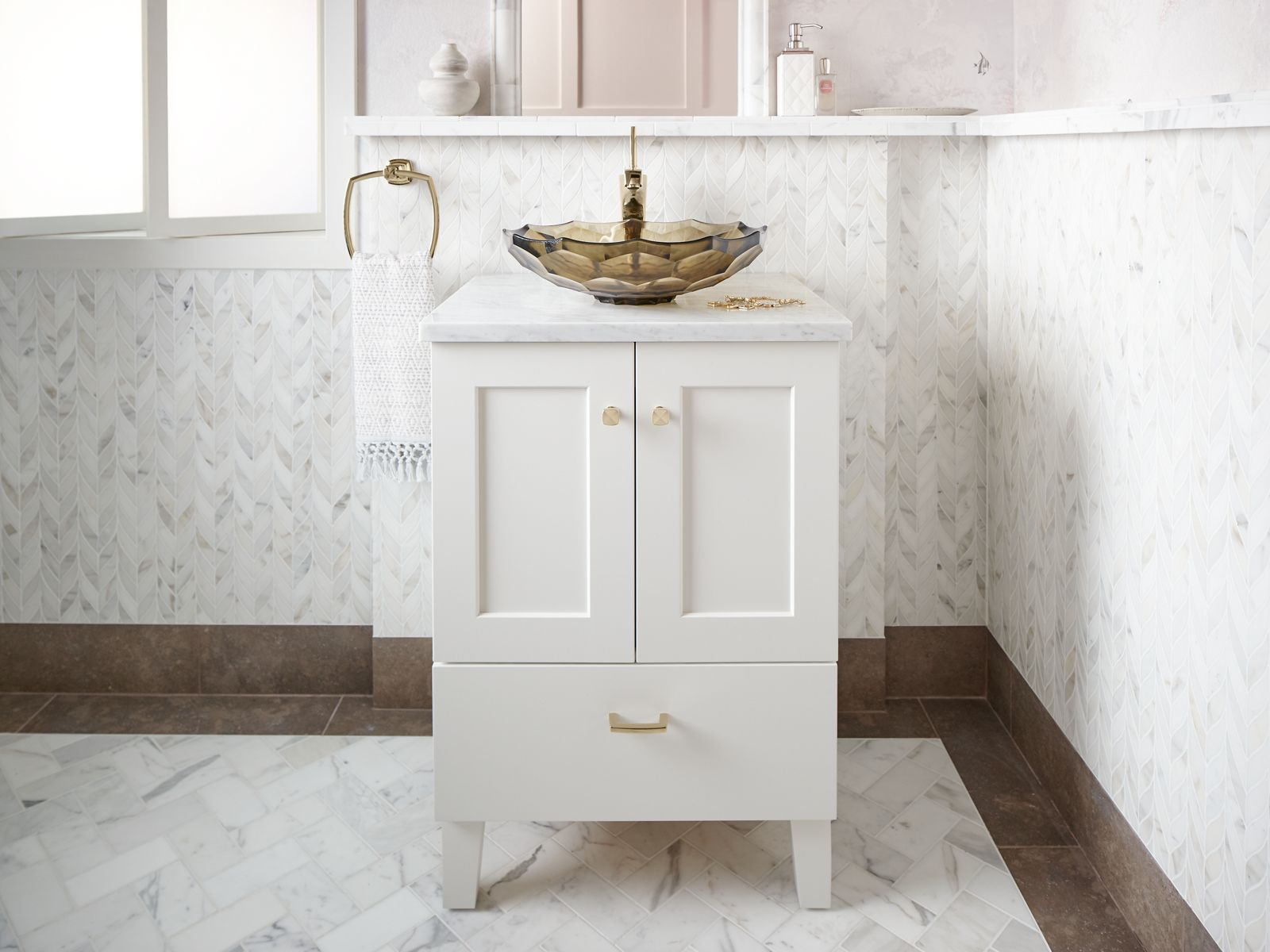 Fresh Small vanities are ideal for tiny spaces where everything needs to fit to her like a puzzle in order to maximize the space Even small vanities offer HD - Awesome stand alone bathroom cabinets