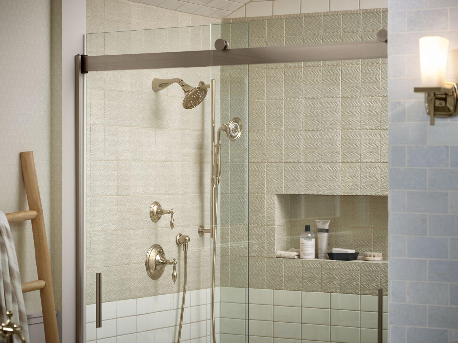 Uncategorized Types Of Shower Door Glass Purecolonsdetoxreviews Home Design