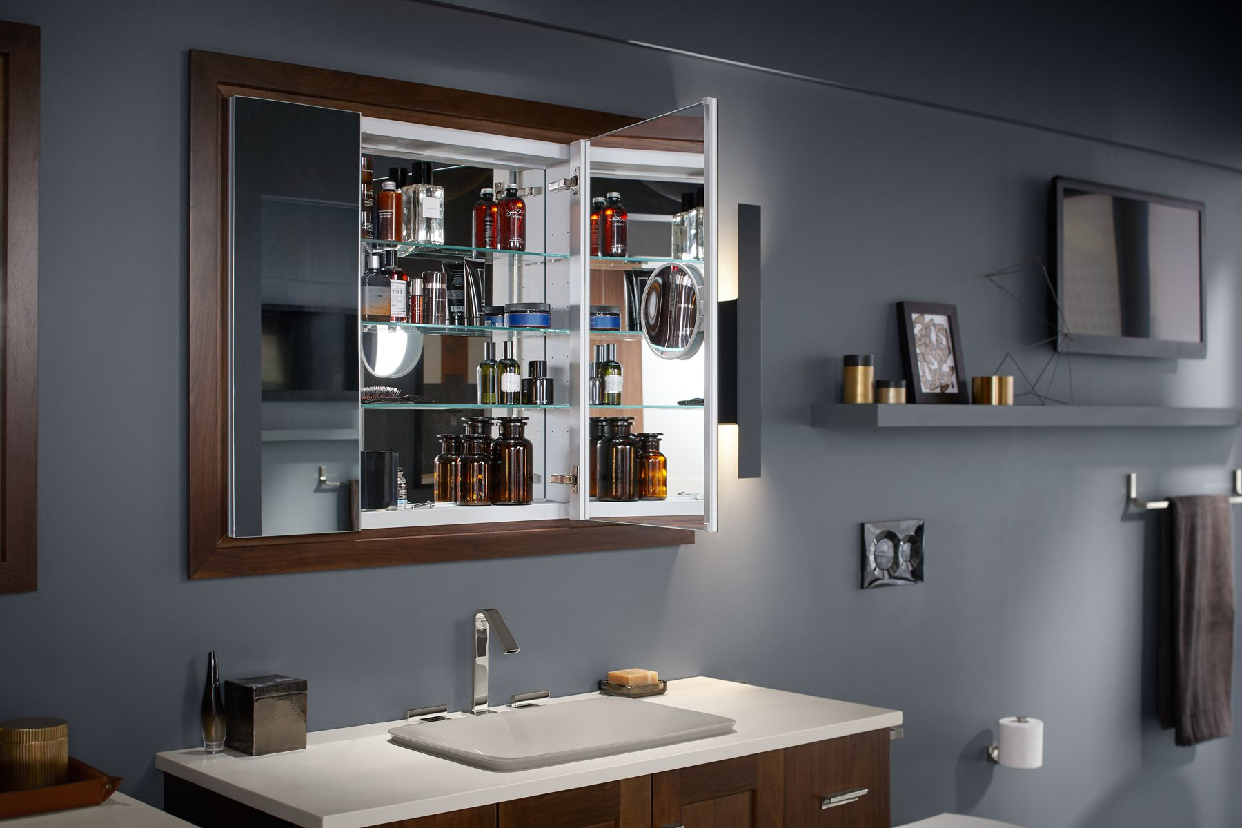Medicine Cabinets Design Guide | Bathroom | KOHLER