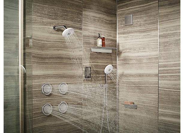 Choosing The Water Delivery Components For Your Shower Is So Much More Than Finding A Look You Like While There Are Number Of Things To Consider