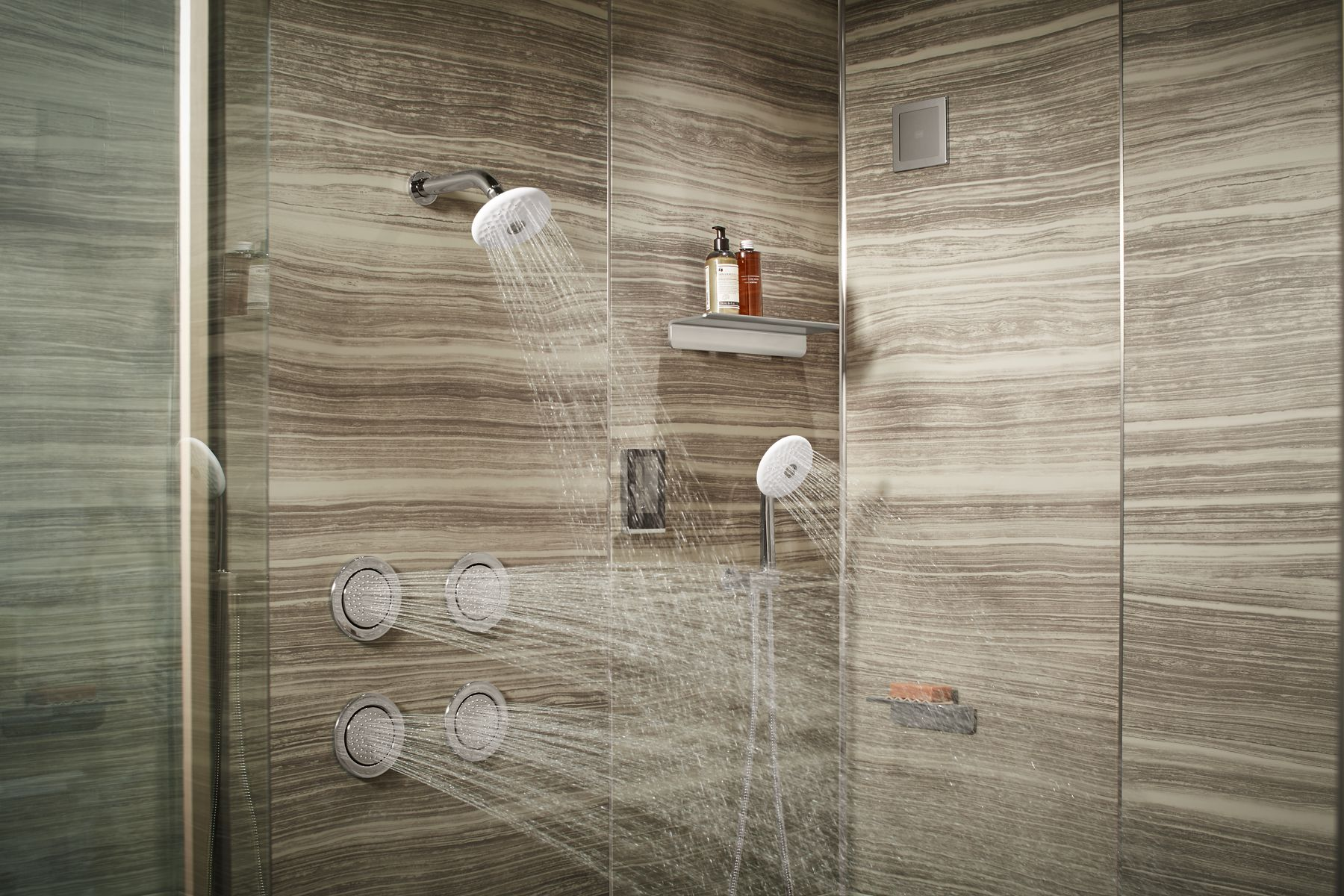 Choosing The Water Delivery Components For Your Shower Is So Much More Than  Finding A Look You Like. While There Are A Number Of Things To Consider, ...