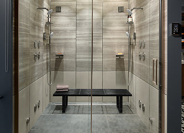 Showering Space