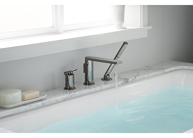 7 Faucet Finishes For Fabulous Bathrooms: Bathtub Faucets Guide