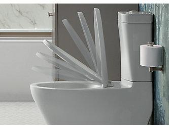 Brilliant Toilet Seats Replacement Bidet Toilet Seats More Kohler Ibusinesslaw Wood Chair Design Ideas Ibusinesslaworg