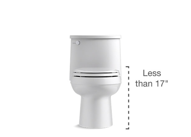 chair height toilet dimensions. Standard Height Toilets Guide  Bathroom KOHLER