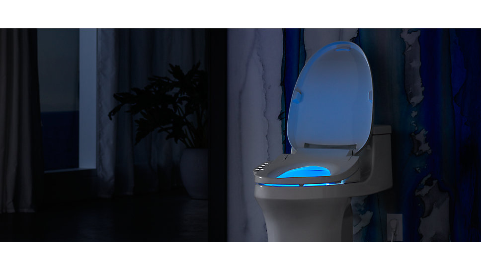 KOHLER® Intelligent Toilets and Cleansing Seats