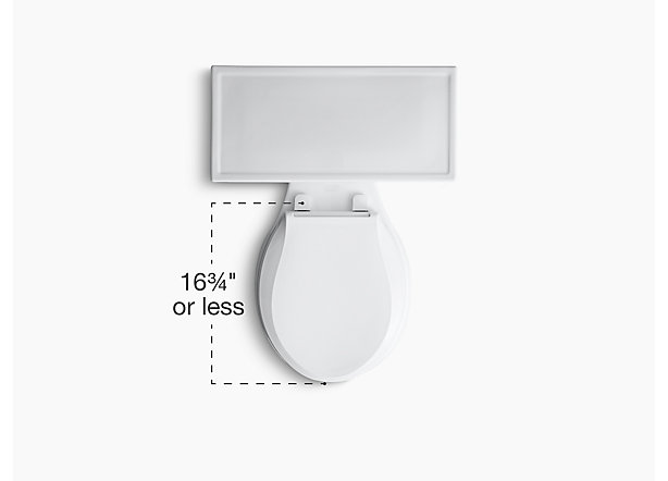 Round-Front Toilets