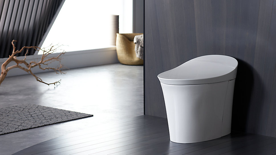 Rethink Clean with Kohler® Toilets