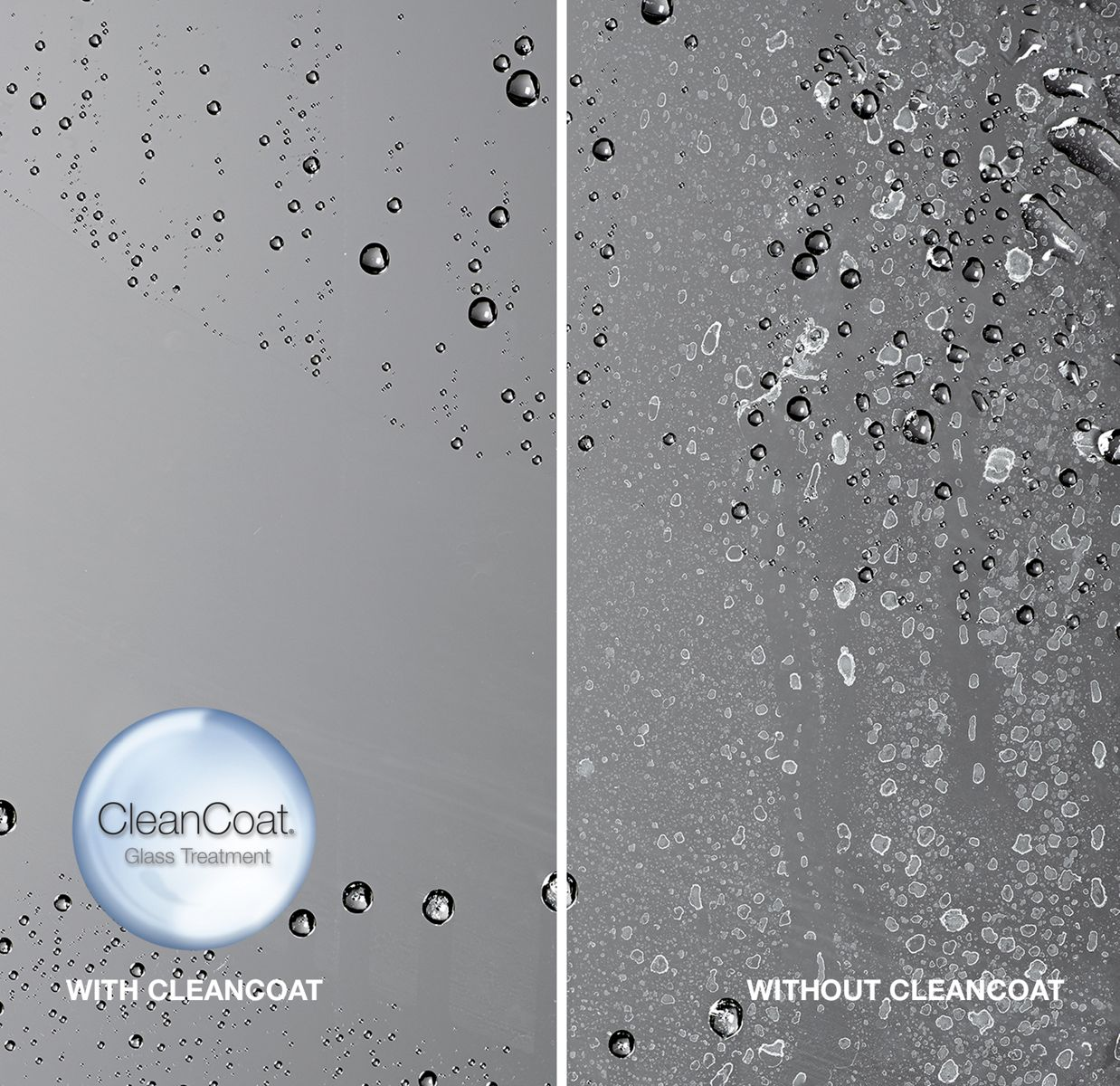 Shower Door Cleancoat Glass Treatment Care Cleaning