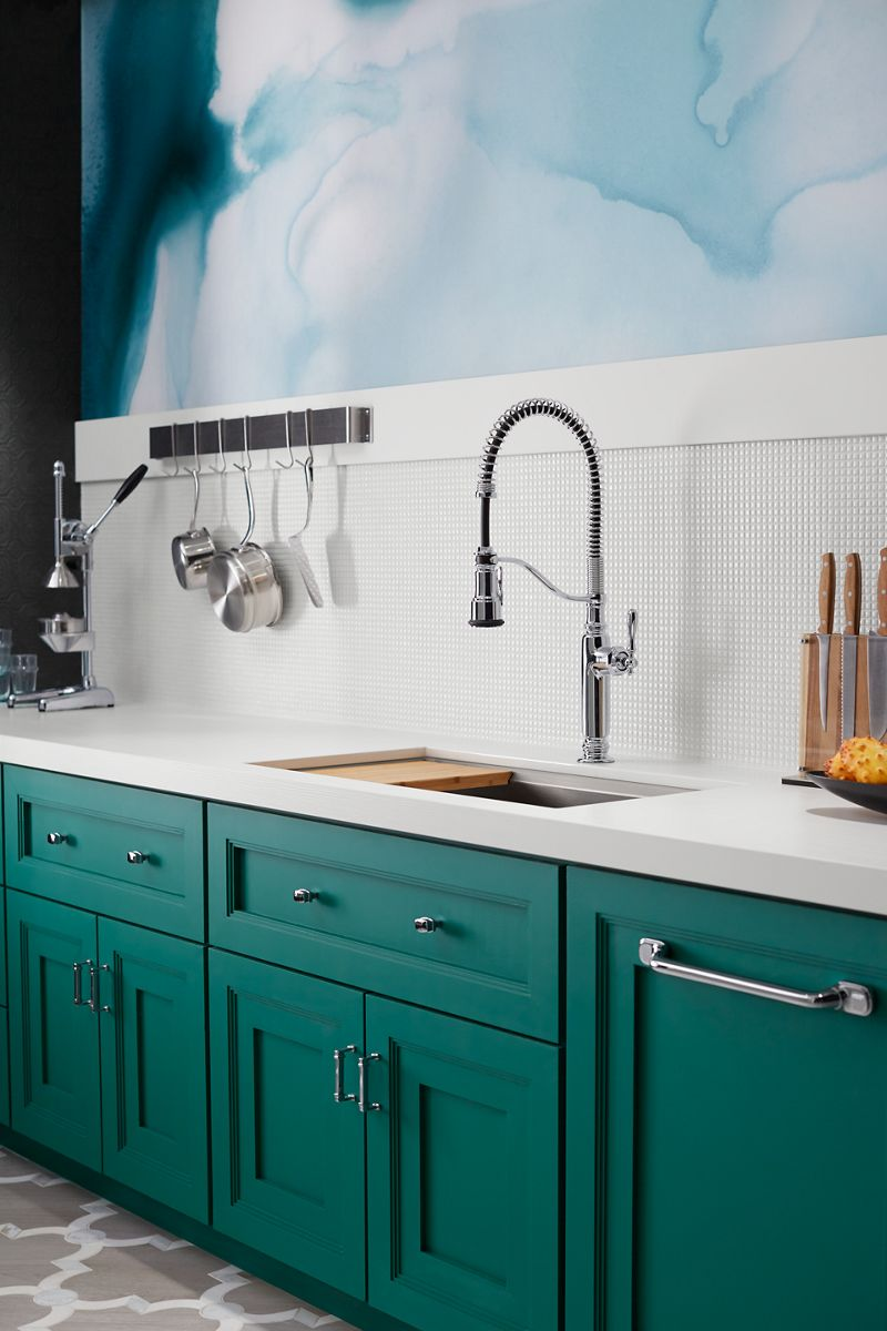 New Faucet from KOHLER Brings a Professional Tool to the Home ...