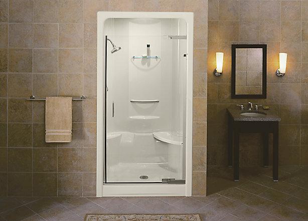 Shower StallsADA Compliant Products   KOHLER. Ada Bathroom Products. Home Design Ideas