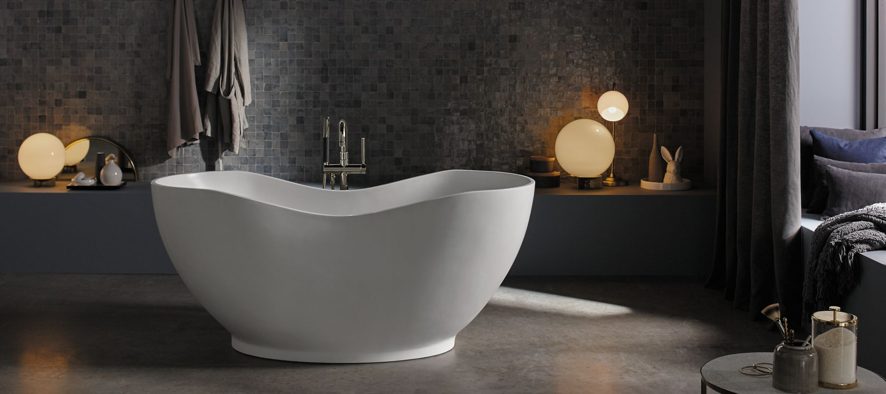 Find your perfect bath